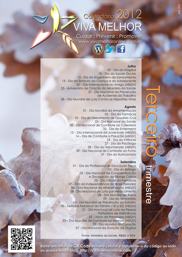 calendario 4 trimestre 2012