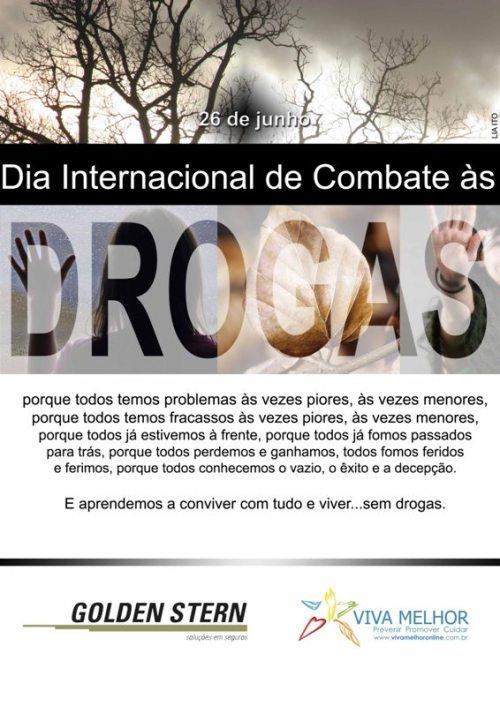 DIA MUNDIAL DE COMBATE ÀS DROGAS copy