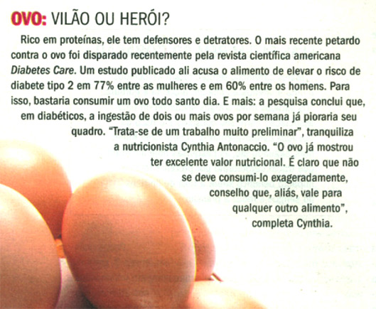 Dicas nutritivas: confira novidades sobre o leite, ovos e a uva rubi!