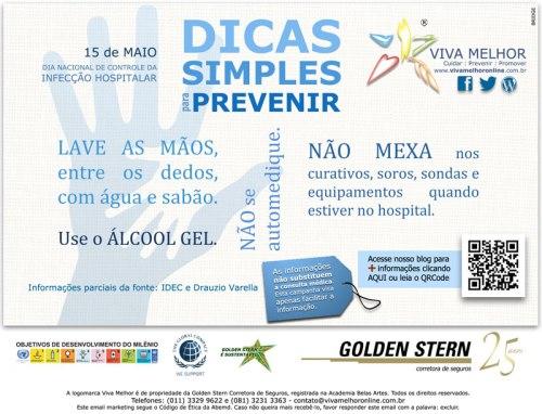 Campanha-INFECCAO-HOSPITALAR-2013
