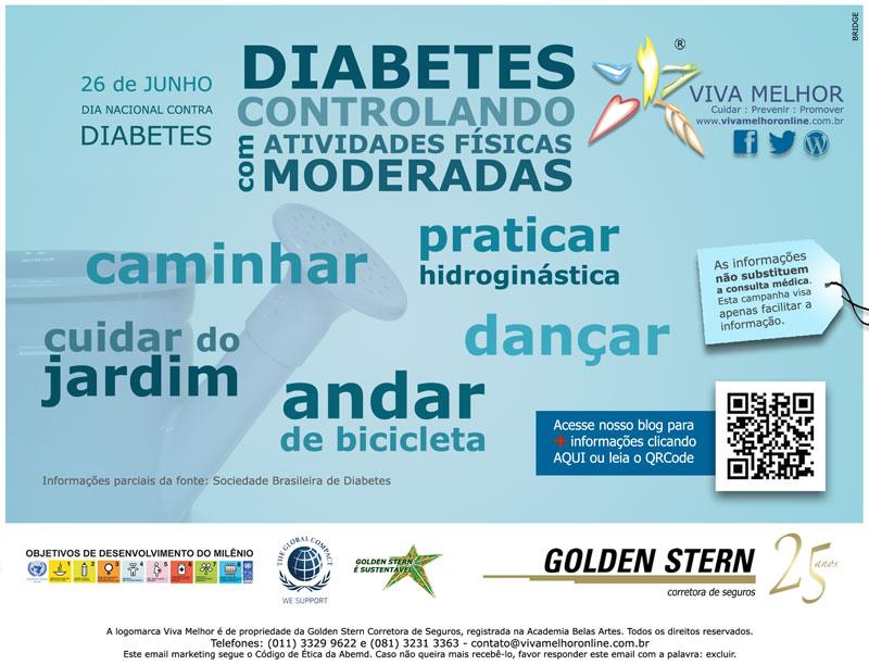Controlando diabetes com atividade f sica moderada viva melhor online - Alimentos contra diabetes ...