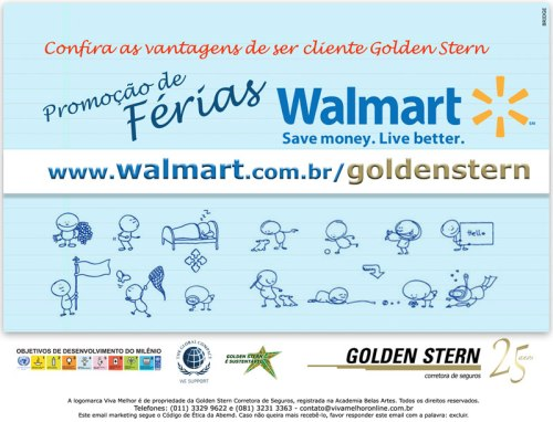Campanha-JULHO-WALMART-2013