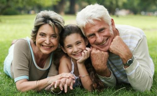 Crianças - Hoje é o dia dos Avós