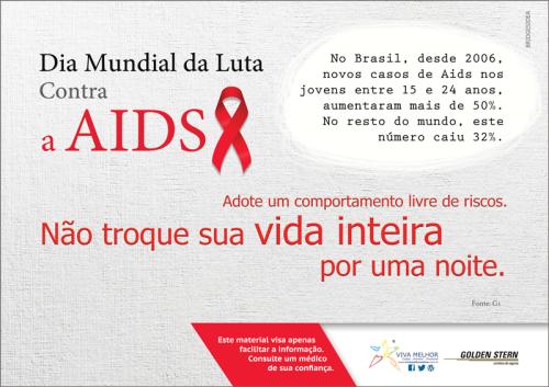Campanha-Luta-contra-a-AIDS-2014