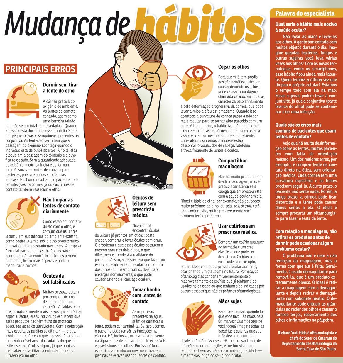 saúde ocular   Viva Melhor Online ab40ec7f61